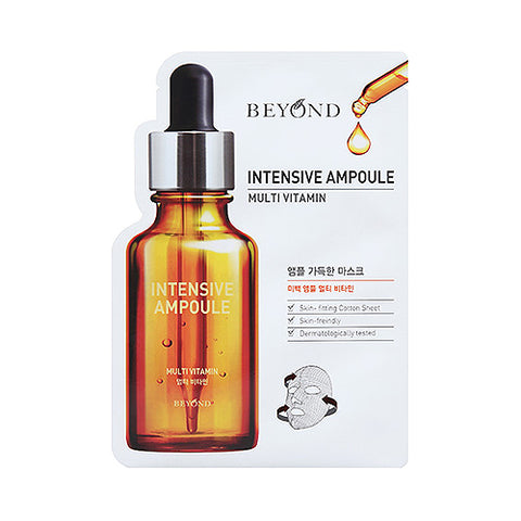 BEYOND / Intensive Ampoule Mask - 1pcs