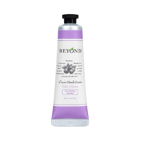 BEYOND / Classic Hand Cream - 30ml