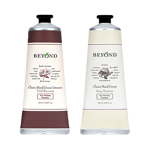 BEYOND  Classic Hand Cream - 100ml