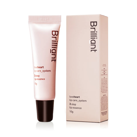 BRILLIANT  Loveheart Lip Essence - 10g