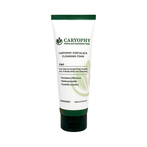 CARYOPHY  Portulaca Cleansing Foam - 150ml