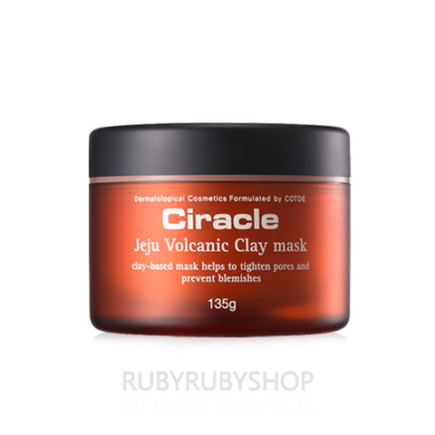 Ciracle  Jeju Volcanic Clay Mask - 135g