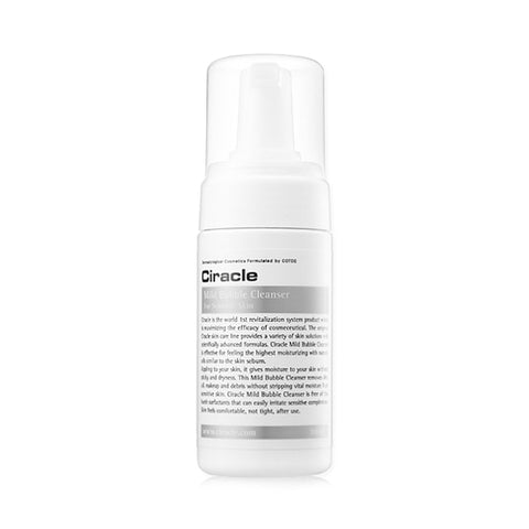 Ciracle  Mild Bubble Cleanser - 100ml