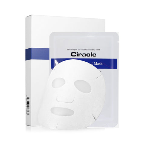 Ciracle  Facial Hydrating Mask - 1Pack (5pcs)