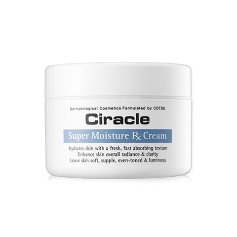 Ciracle  Super Moisture RX Cream - 80ml