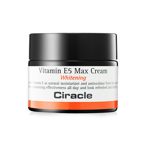 Ciracle  Vitamin E5 Max Cream - 50ml