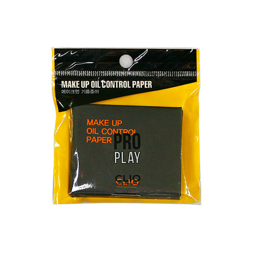 CLIO  Make Up Oil Control Paper - 1pack (50pcs)