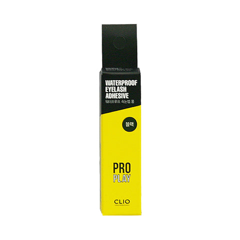 CLIO / Pro Play Waterproof Eyelash Adhesive (Black) - 5ml