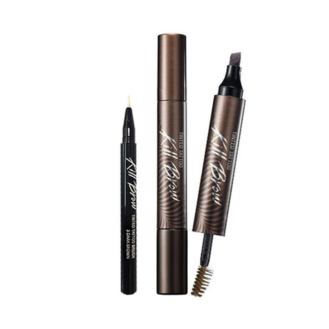 CLIO / Tinted Tattoo Kill Brow Master Set - 1pack (2pcs)