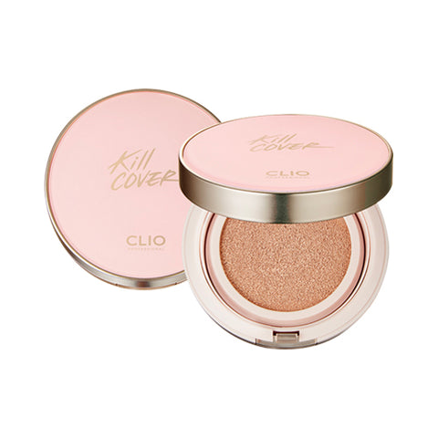 CLIO  Kill Cover Founwear Cushion XP Simply Pink (Limited) - 1pack (15g+Refill)
