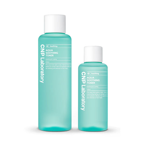 CNP LABORATORY  Aqua Soothing Toner Special Edition - 1pack (200ml+100ml)