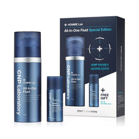CNP LABORATORY  Homme Lab All In One Fluid Special Edition - 1pack (2items)