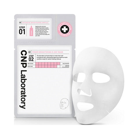 CNP LABORATORY  Power Brightening D Day Mask - 1pcs