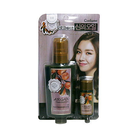 WELCOS CONFUME  Argan Treatment Oil - 1pack (120ml+25ml)