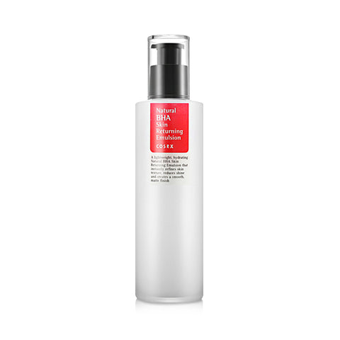 COSRX  Natural BHA Skin Returning Emulsion - 100ml