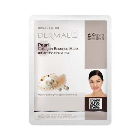 DERMAL / Collagen Essence Mask - 1pcs (In Stock)