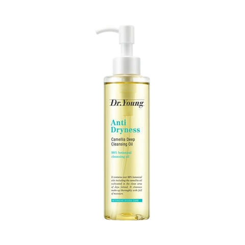 Dr.Young  Camellia Deep Cleansing Oil - 200ml