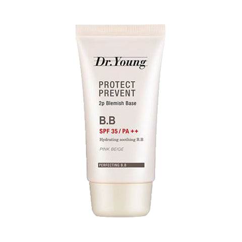 Dr.Young  2p Blemish Base - 60ml (SPF35 PA++)