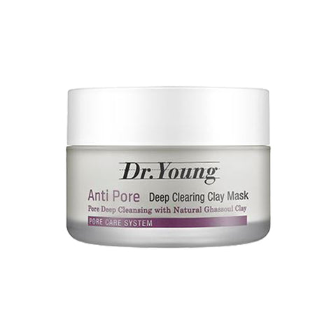 Dr.Young  Deep Clearing Clay Mask - 65g