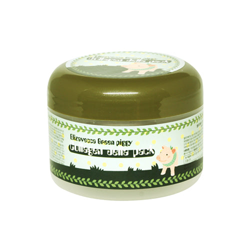 ELIZAVECCA  Green Piggy Collagen Jella Pack - 100g