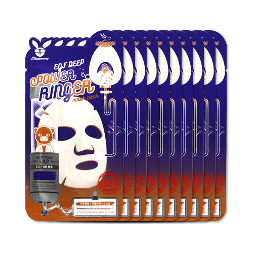 ELIZAVECCA  EGF Deep Power Ringer Mask Pack - 1pack (10pcs)