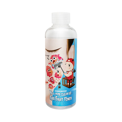 ELIZAVECCA  Hell Pore Clean Up Aha Fruit Toner - 200ml