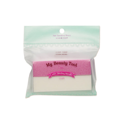 ETUDE HOUSE  My Beauty Tool Nail Sanding Block - 1pack (2pcs)