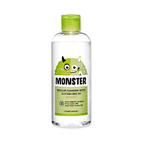 ETUDE HOUSE  Monster Micellar Cleansing Water - 300ml