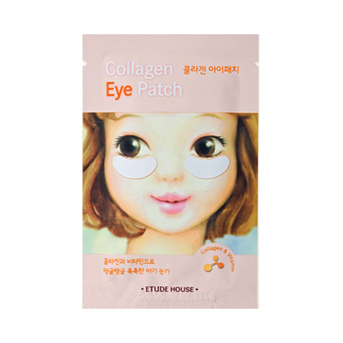 ETUDE HOUSE  Collagen Eye Patch - 1pcs