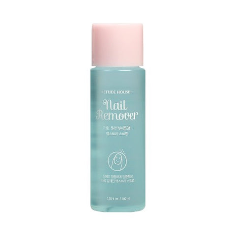 ETUDE HOUSE  Nail Remover - 100ml No.02 Extra Strong