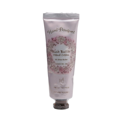 ETUDE HOUSE  Hand Bouquet Rich Butter Hand Cream - 50ml