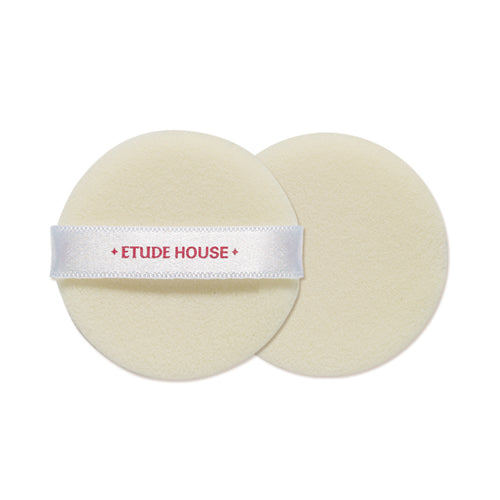 ETUDE HOUSE  My Beauty Tool Pressed Powder Puff - 1pack (2pcs)