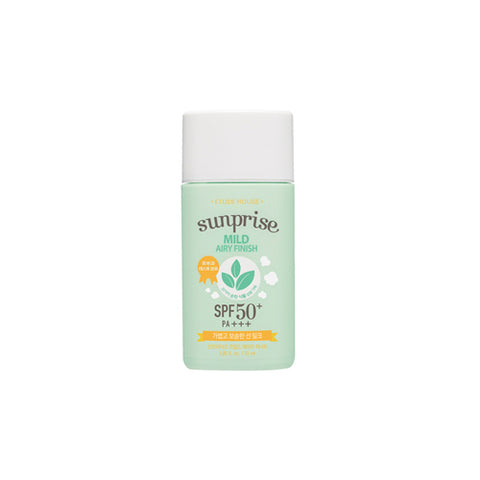 ETUDE HOUSE  Sunprise Mild Airy Finish - 55ml
