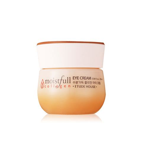 ETUDE HOUSE  Moistfull Collagen Eye Cream - 28ml (New)