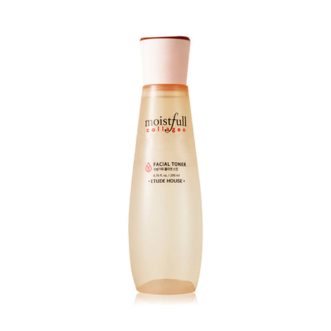 ETUDE HOUSE  Moistfull Collagen Facial Toner - 200ml (New)