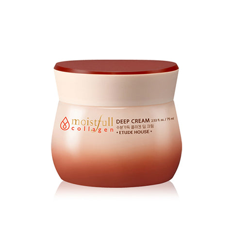ETUDE HOUSE  Moistfull Collagen Deep Cream - 75ml (New)