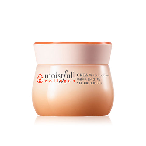 ETUDE HOUSE  Moistfull Collagen Cream - 75ml (New)