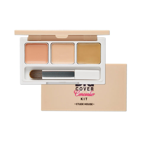ETUDE HOUSE  Big Cover Concealer Kit - 3g