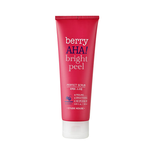 ETUDE HOUSE  Berry AHA Bright Peel Perfect Scrub - 120ml