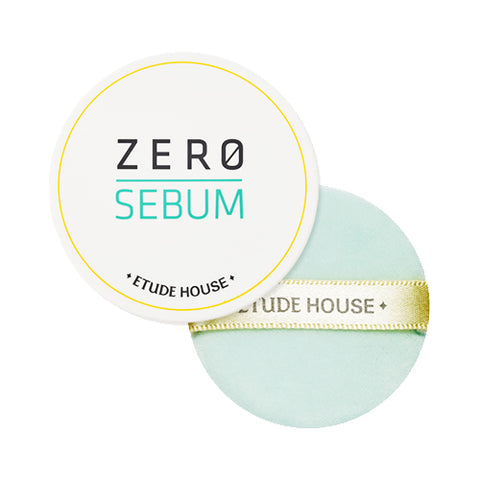ETUDE HOUSE  Zero Sebum Drying Powder - 6g (New)
