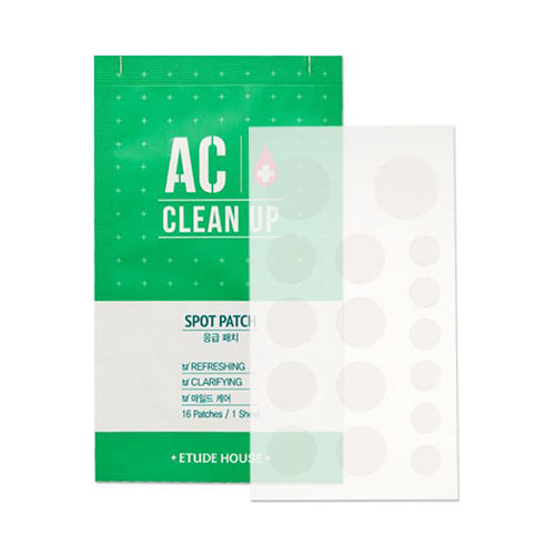 ETUDE HOUSE  AC Clean Up Spot Patch - 1pcs