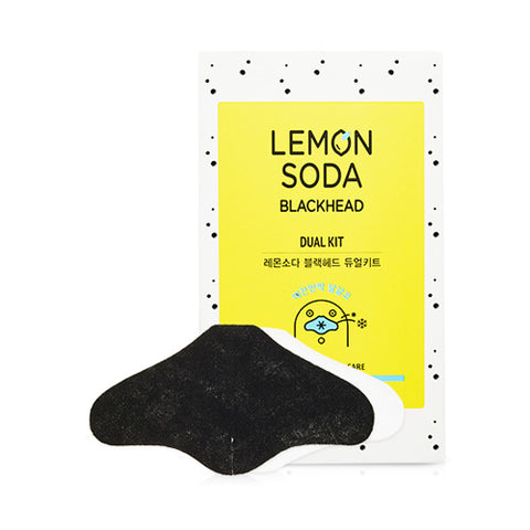 ETUDE HOUSE  Lemon Soda Blackhead Dual Kit - 1pack