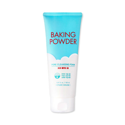 ETUDE HOUSE  Baking Powder Pore Cleansing Foam - 160ml