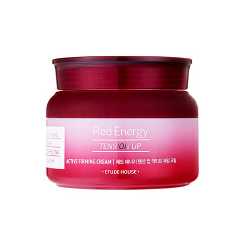 ETUDE HOUSE  Red Energy Tension Up Active Firming Cream - 60ml