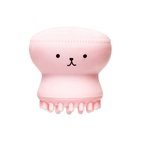 ETUDE HOUSE  My Beauty Tool Exfoliating Jellyfish Silicon Brush - 1pcs
