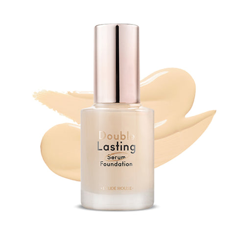 ETUDE HOUSE / Double Lasting Serum Foundation - 30g (SPF25 PA++)