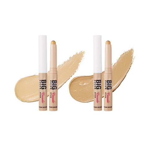 ETUDE HOUSE  Big Cover Stick Concealer - 2g