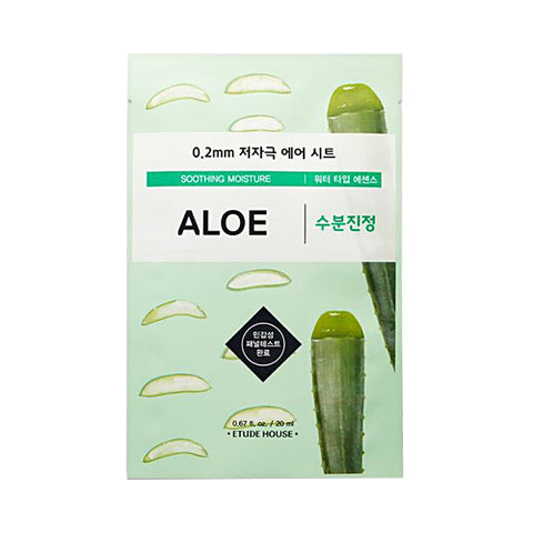 ETUDE HOUSE / 0.2 Therapy Air Mask - 1pcs