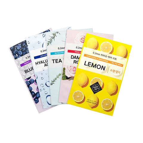 ETUDE HOUSE  0.2 Therapy Air Mask - 1pcs