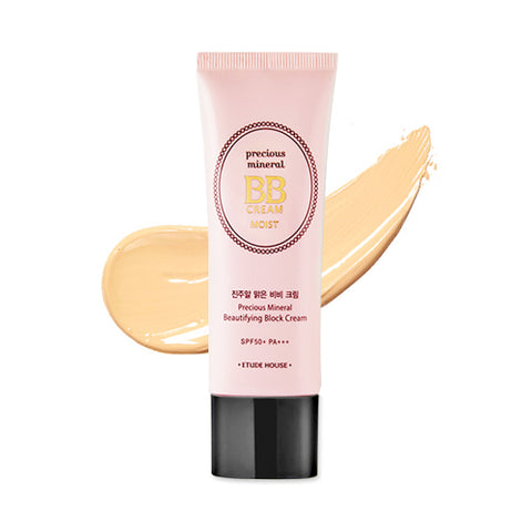 ETUDE HOUSE / Precious Mineral Beautifying Block Cream Moist - 45g